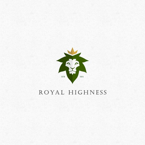 Royal Highness Logo Design