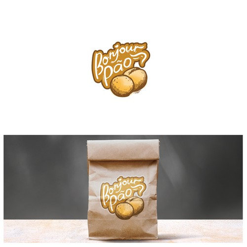 Design a logo for an bakery