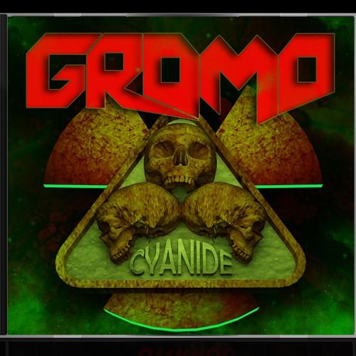 GROMO Album Cover CYANIDE