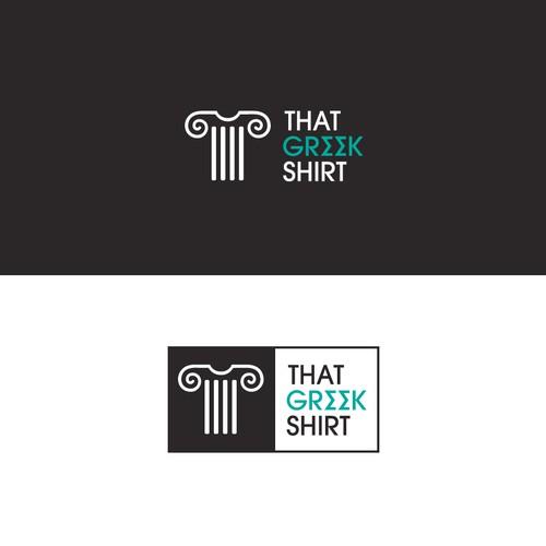logo for greek shirt