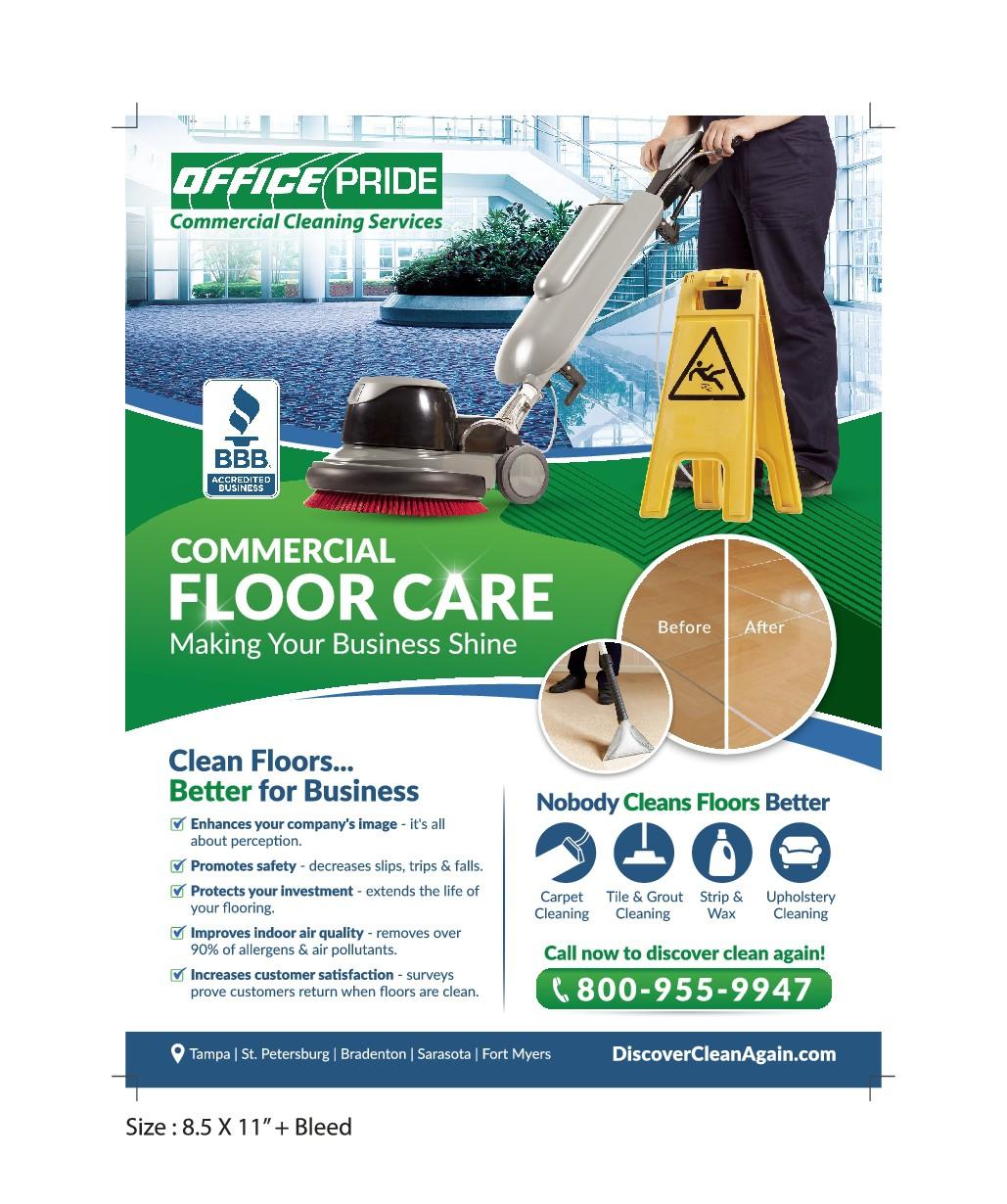 Floorcare Flyer