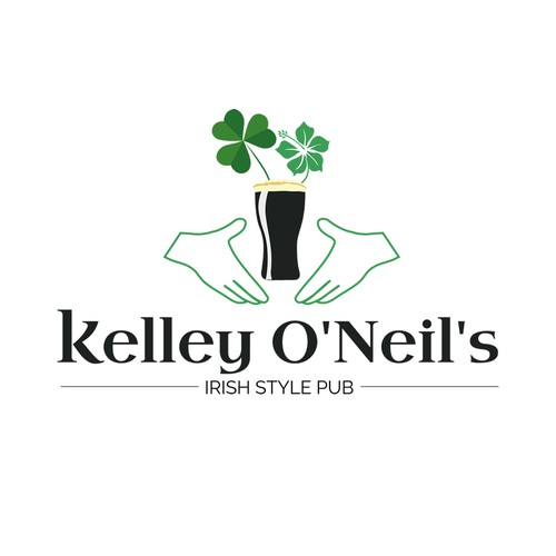 Irish Pub logo
