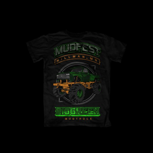 Mudfest Big Green