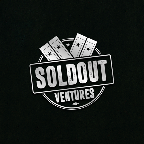 Signature Logo Branded to Signify a Sold Out Event
