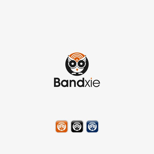 Design a cool logo for Bandxie