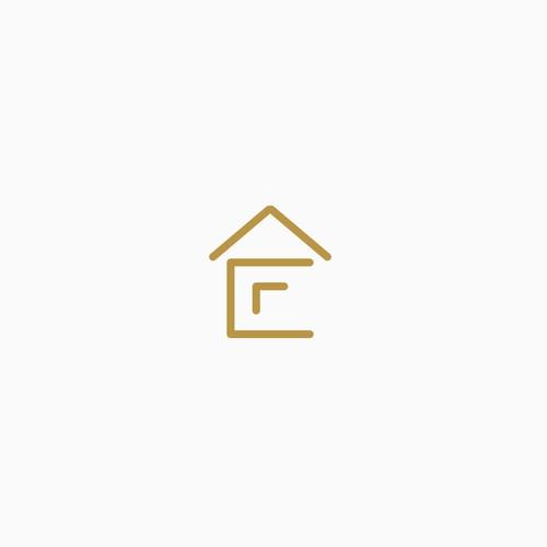 Logo for Craft construction company