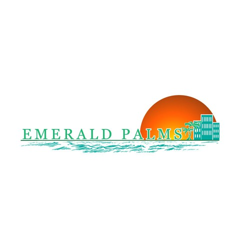 Exclusive beach high-rise logo