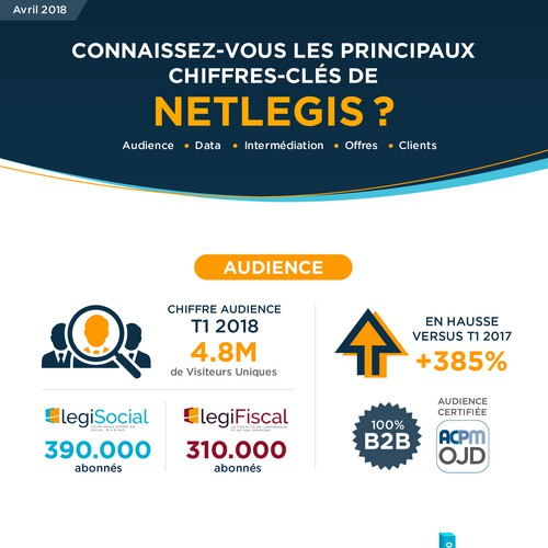 Infographic for NetLEGIS