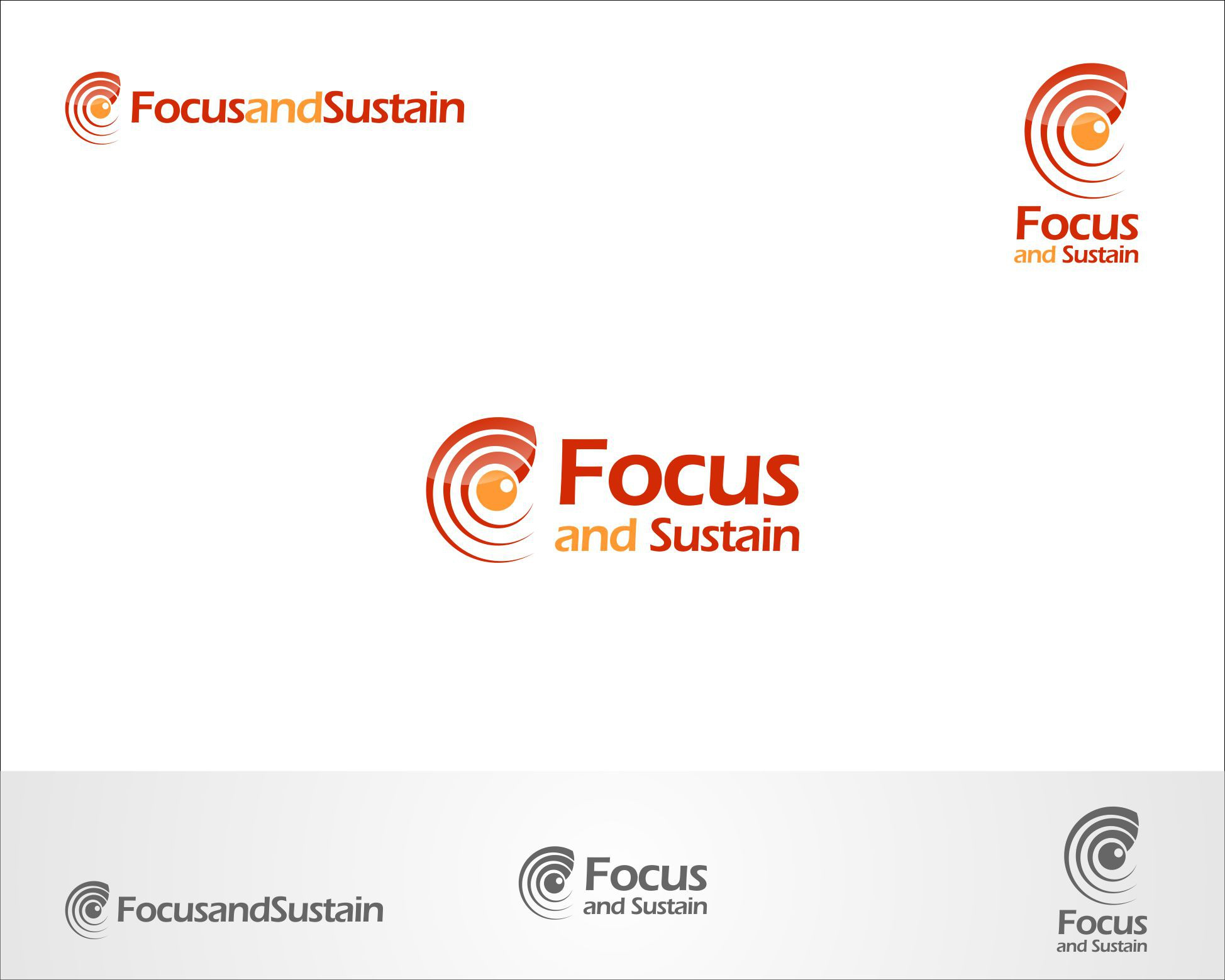 Focus and Sustain needs a new logo