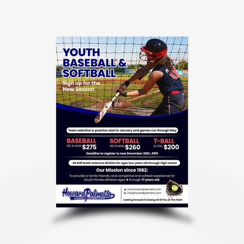 Howard Palmetto Baseball & Softball Association