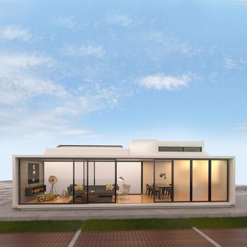 Entwürfe für Dachkonstruktion