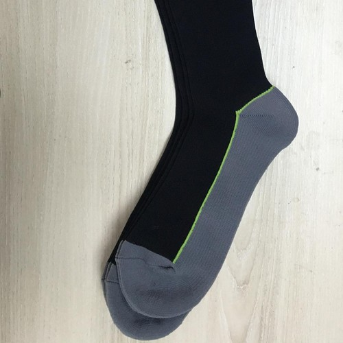 Compression socks for Berlin based company.