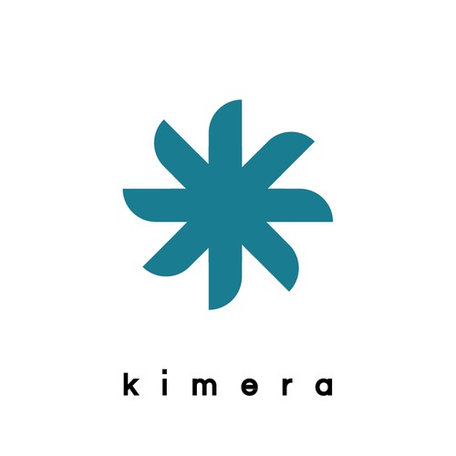 Create a modern corporate identity for Kimera