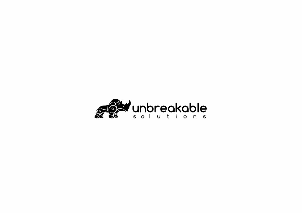 Unbreakable Solutions IT company needs creative new logo!