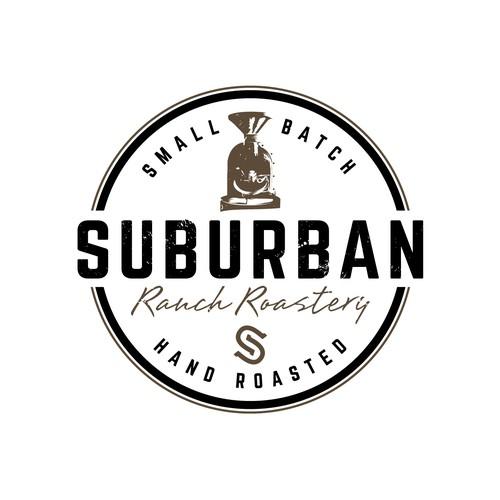 Logo design for coffee-shop