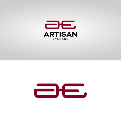 logo design for artisan eyecare