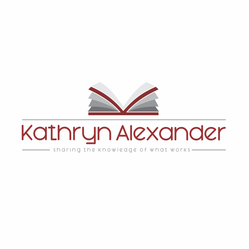 Help Kathryn Alexander with a new logo