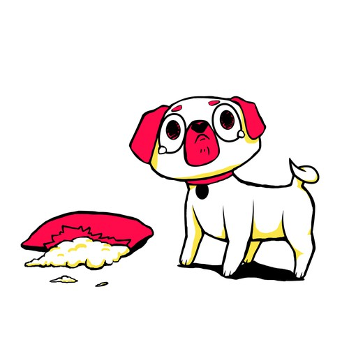 Sad Dog Funny