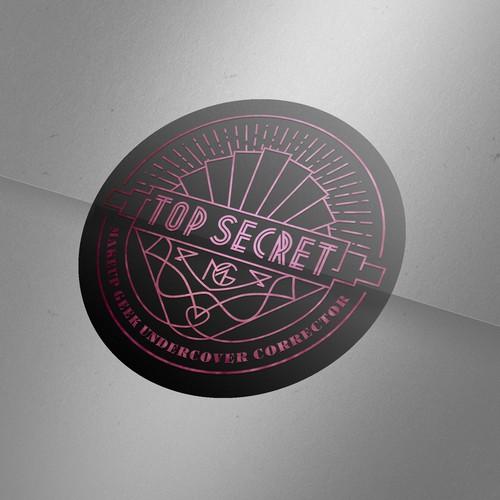 Brand label design