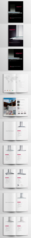 Create a winning brochure for Schweigen Home Appliances!