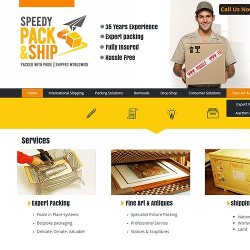 Sppedy Pack & Ship