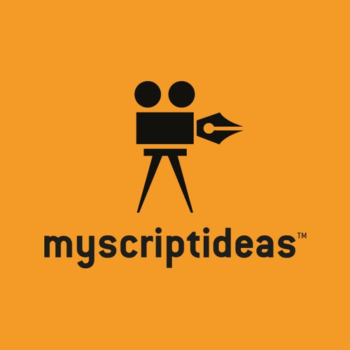 Help myscriptideas go viral across social media with a kick-ass logo design