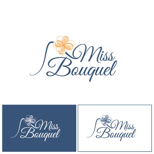 Logo for Miss Bouquel
