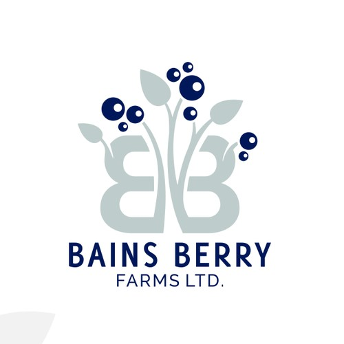 Logo for berry farm