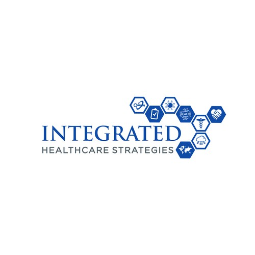 INTEGRATED HEALTHCARE STRATEGIES requires a new logo