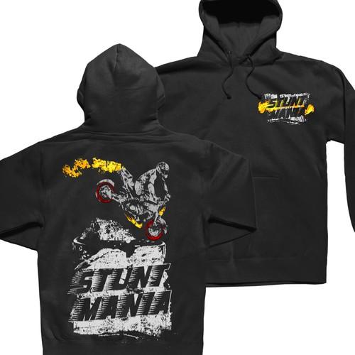 Stunt Mania T- Shirt