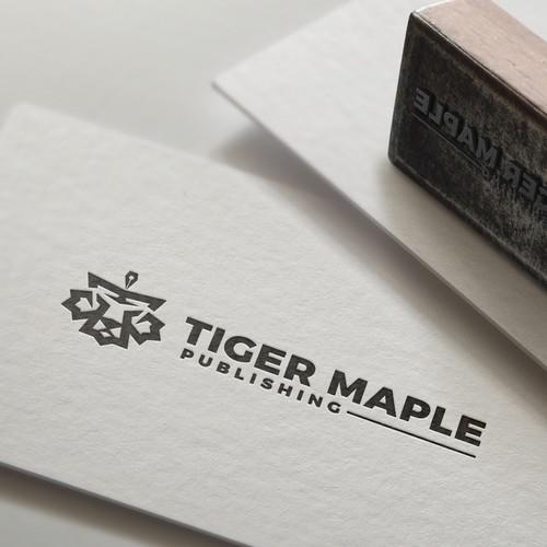 Maple leaf tiger logo