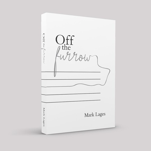 Simple yet creative book cover