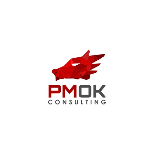 Logo concept for PMOK Consulting