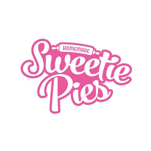 Fun Logo Concept for a Pie Bakery