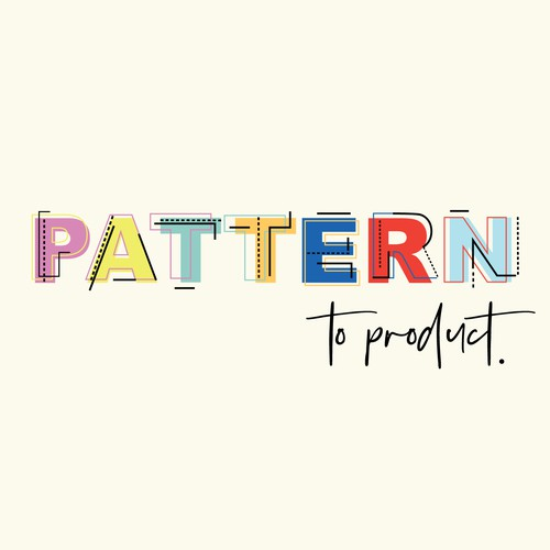 PATTERN TO PRODUCT - Podcast for Textile Artists