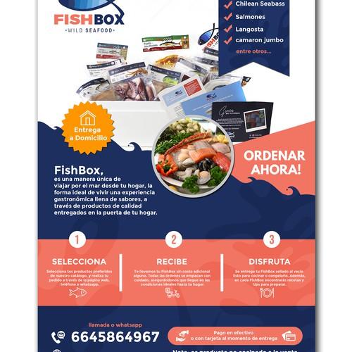 Fish flyer