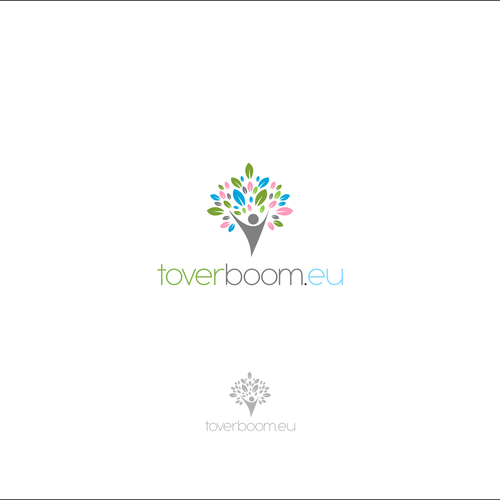 Logo for our webshop; magictree (toverboom.eu), the largest in theNetherlands
