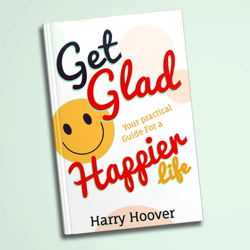 Cover for a self-help book