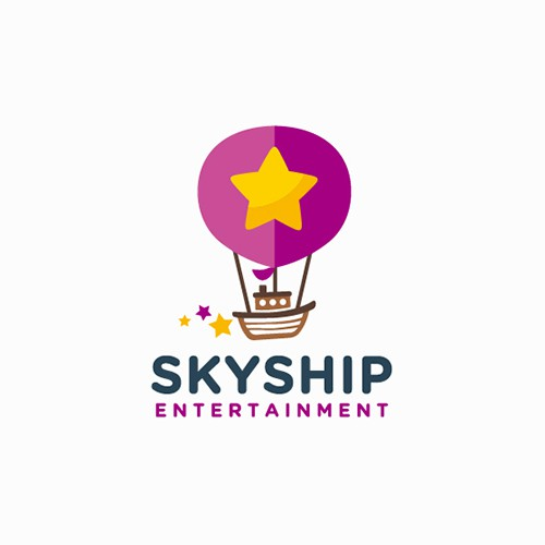 Logo Design for Skyship Entertainment