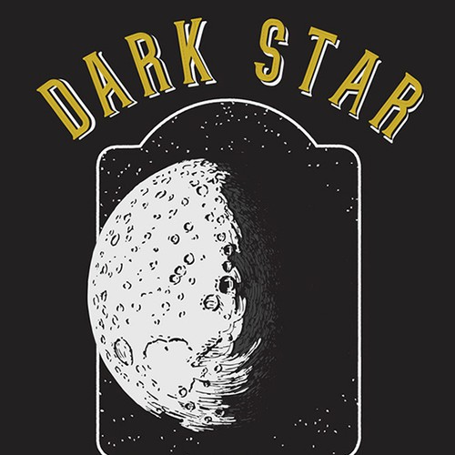 "Label for ""Dark Star"" beer"