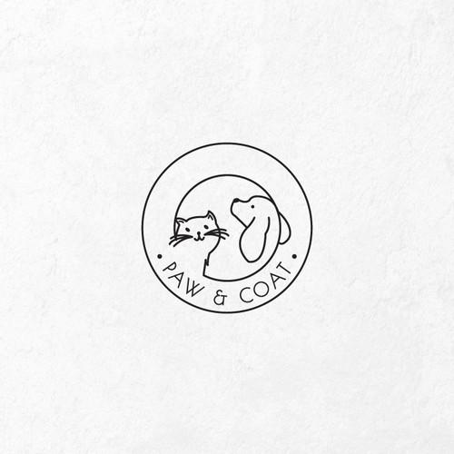 pet products logo design