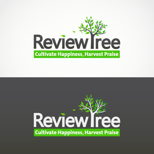 Create the next logo for ReviewTree