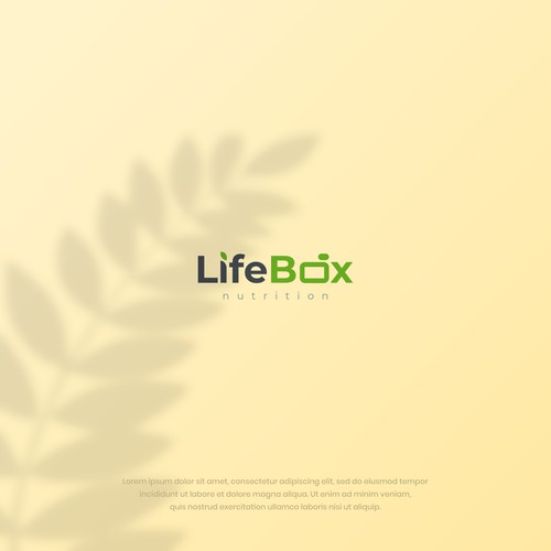 Life Box Logo Design