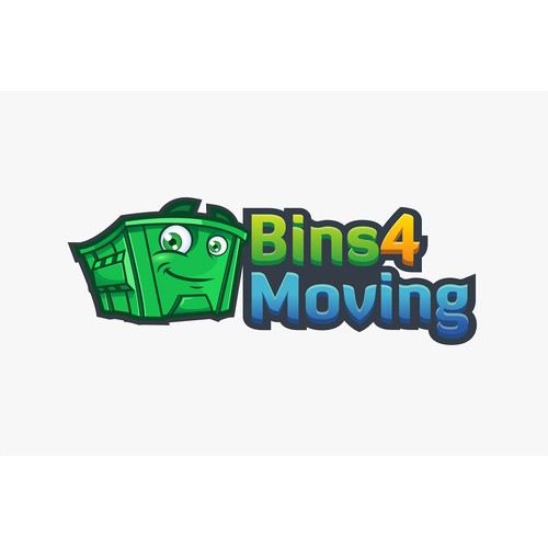 Design Logo for Innovative, environmentally friendly Moving Company