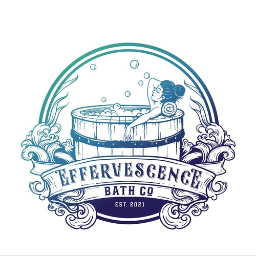 EFFERVESCENCE BATH CO DESIGN
