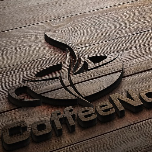 Logo for CoffeeNow - an online specialty coffee delivery company