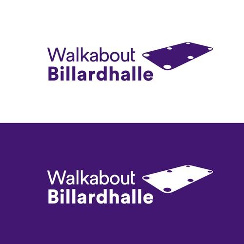 Walkabout Billardhalle Logo