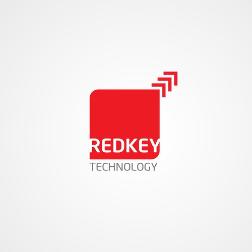 Logo Proposal for REDKEY Technology