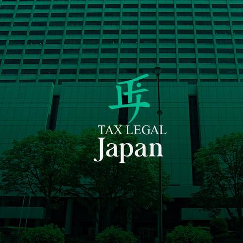 Tax legal japan
