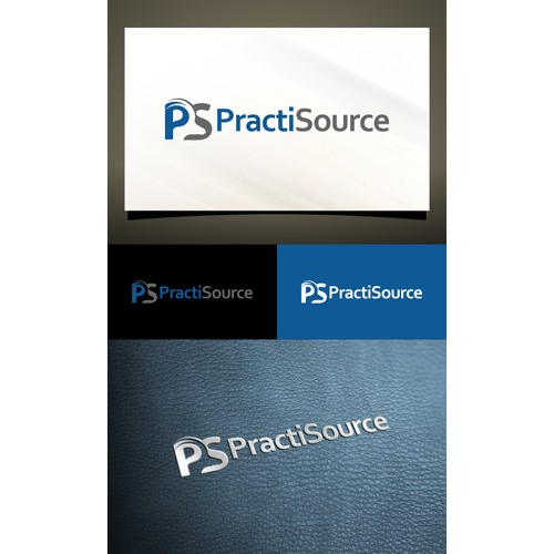 Create a logo for a new company: PractiSource
